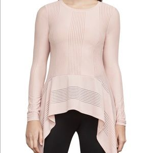BCBGMAXAZRIA Thanda Asymmetric Top